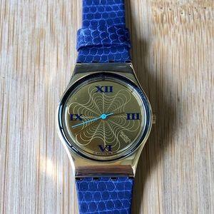 New vintage 1991 Swatch watch - Boutique